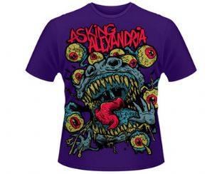 Asking Alexandria Eyeballs T-Shirt